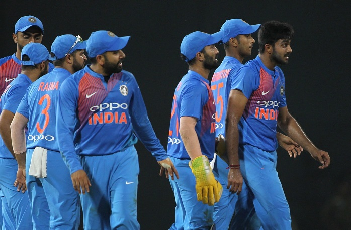 Rohit Sharma wanted his teammates to improve fielding and catching