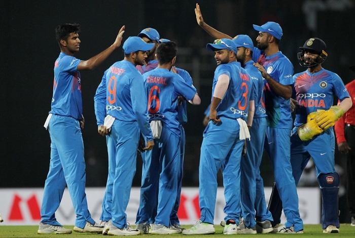 Team India 60th T20 Win