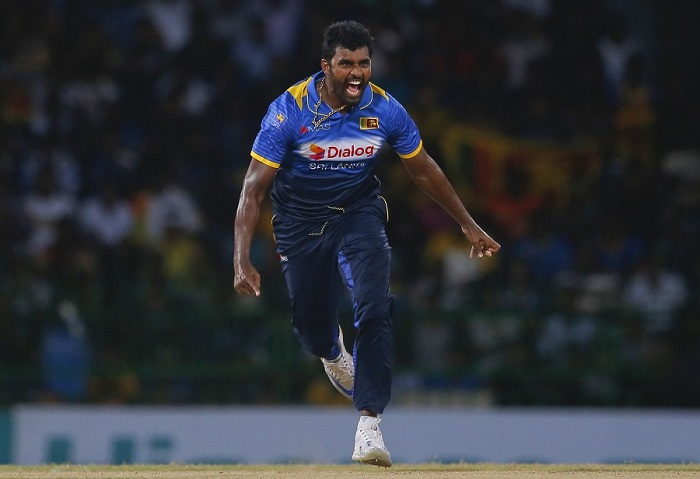 Thisara perera palyed Most matches to 50 wkts in T20Is