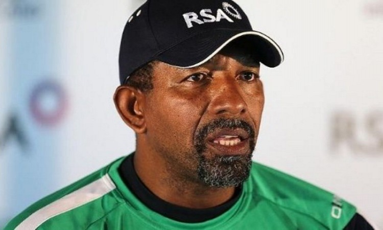 Afghanistan not favorites to win WC qualifier, insists coach Phil Simmons Images
