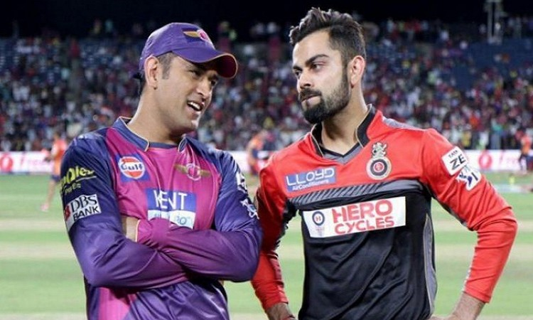 Major Controversies of IPL 2017 which included MS Dhoni, Virat Kohli and other cricketers Images