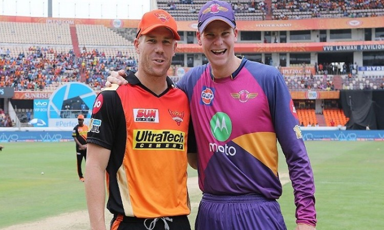 Breaking News : Steve Smith, David Warner to miss IPL, confirms Shukla Images