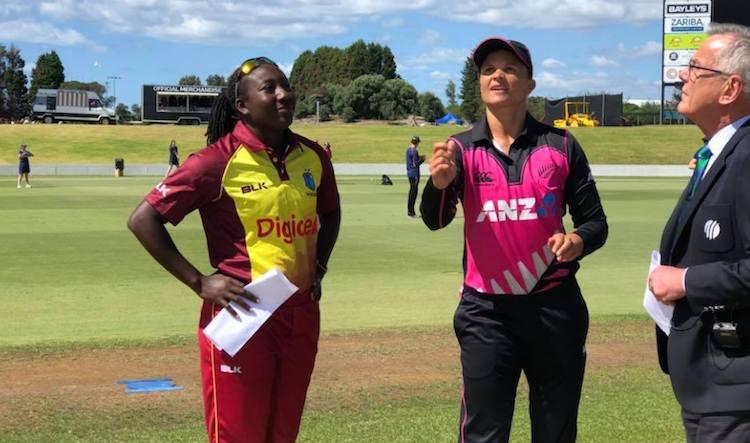 West Indies Women vs New Zealand Women