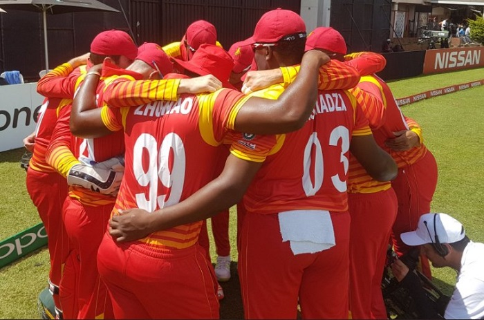 Zimbabwe beat Ireland by 107 runs in Super Six