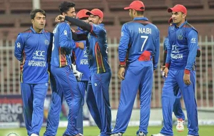 Afghanistan beat west indies by 3 wickets in super six match