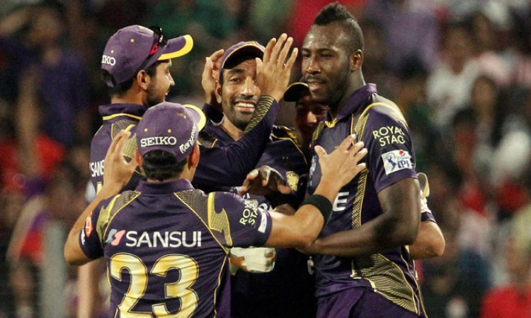 Andre Russell Raring To Go For KKR After Training With Usain Bolt's Physio
