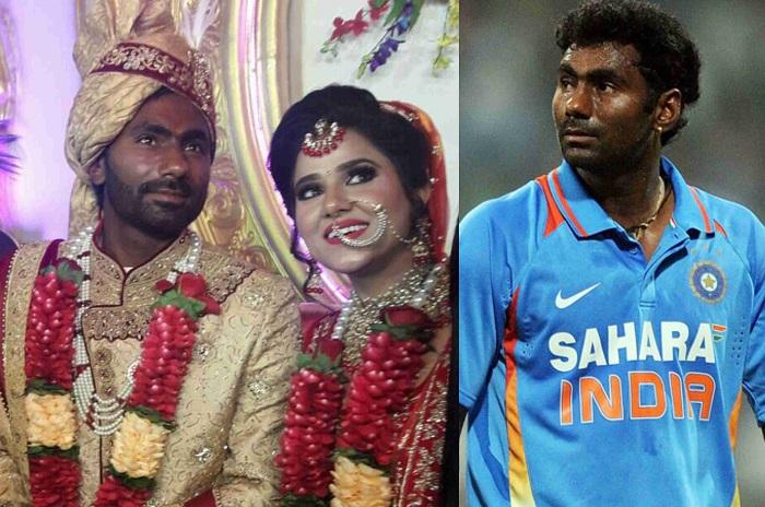 Noida based cricketer Parvinder Awana marries Delhi girl in a quiet ceremony