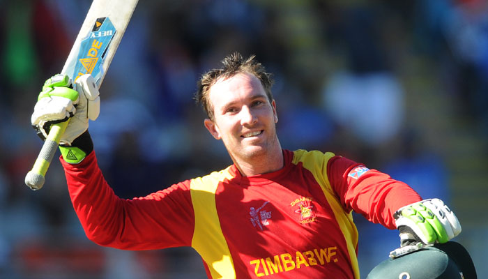 BRENDAN TAYLOR First zimbabwe player to score ten ODI 100s for each team