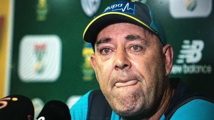 Darren Lehmann to step down as Australia head coach
