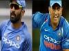 वर्ल्ड कप 2019 में धोनी और दिनेश कार्तिक में से किसे टीम में रखना चाहिए..