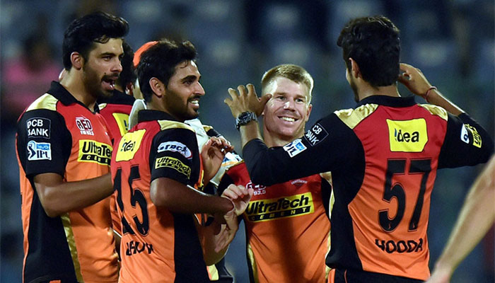 Bhuvneshwar Kumar appointed vice-captain of Sunrisers Hyderabad