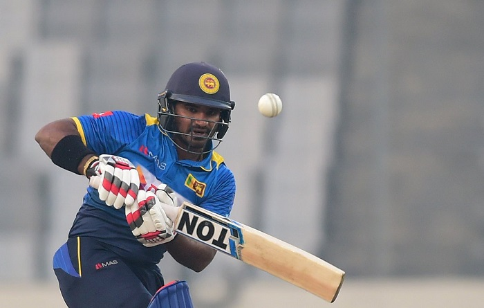 Sri Lanka post 214/6 against Bangladesh