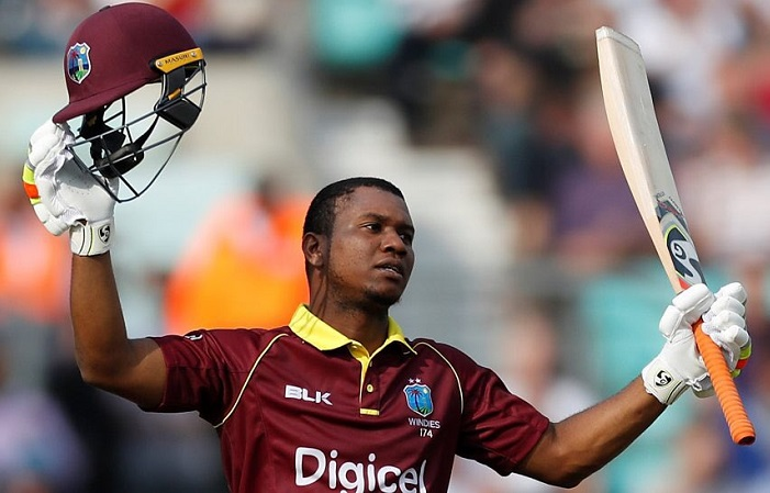 Windies beat Netherlands in rain-hit clash