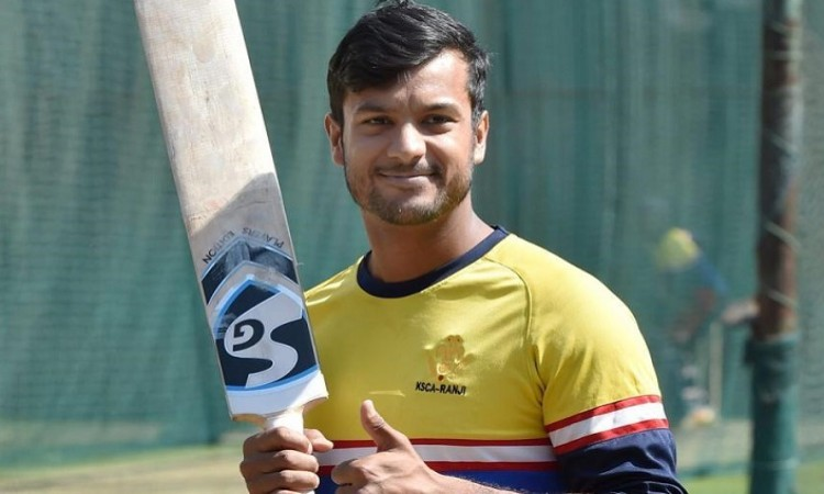 Mayank agarwal is now in the queue says MSK Prasad