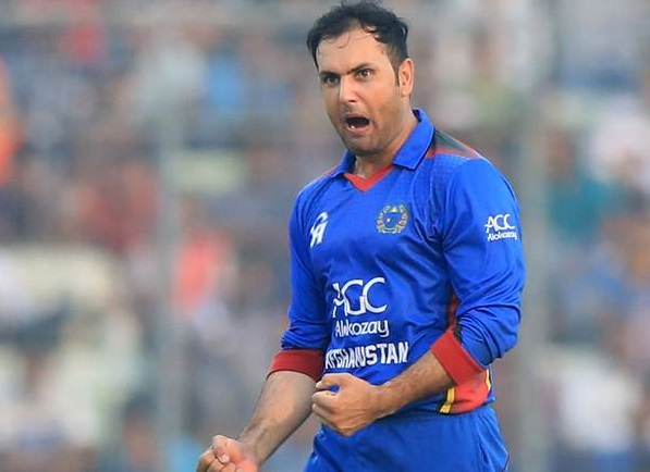 Mohammad nabi first Afghanistan player to take 100 ODI wickets