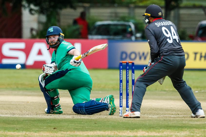 ireland beat uae by 226 runs in cricket world cup qualifier