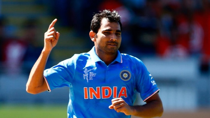 Mohammed Shami Charged With Attempt To Murder