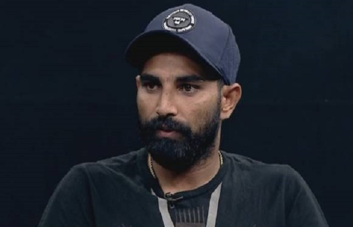 Mohammed Shami talks on Pakistani woman who allegedly offered money