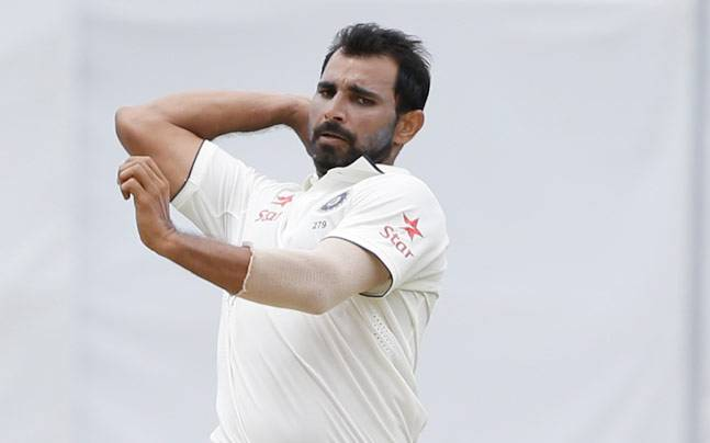Mohammed Shami to be back in Central Contracts if ACU report absolves him