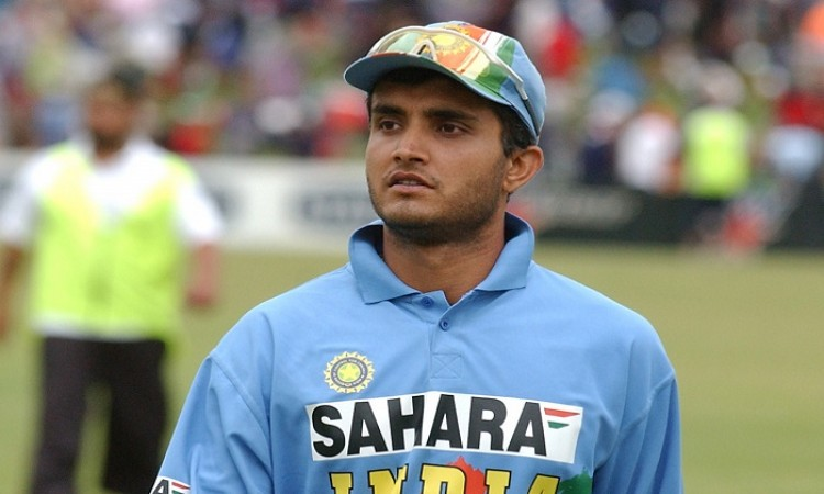 I wish I'd Dhoni in my 2003 World Cup team says Sourav Ganguly