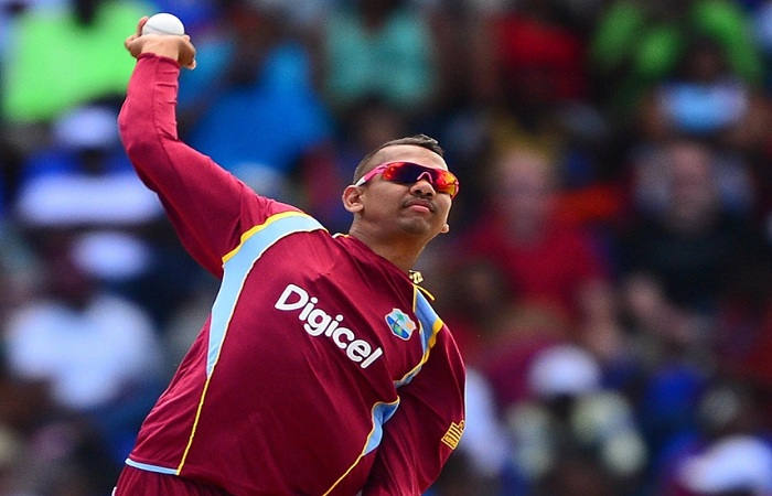 Spinner Sunil Narine reported for suspect action in PSL Images