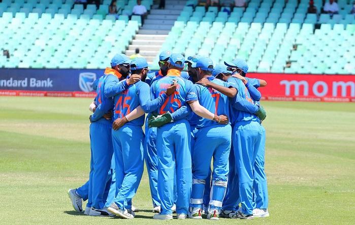 Vijay Shankar debuts for India