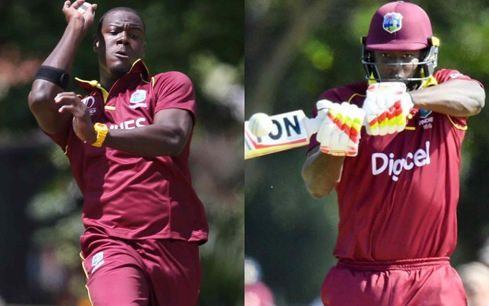 Windies beat Papua New Guinea