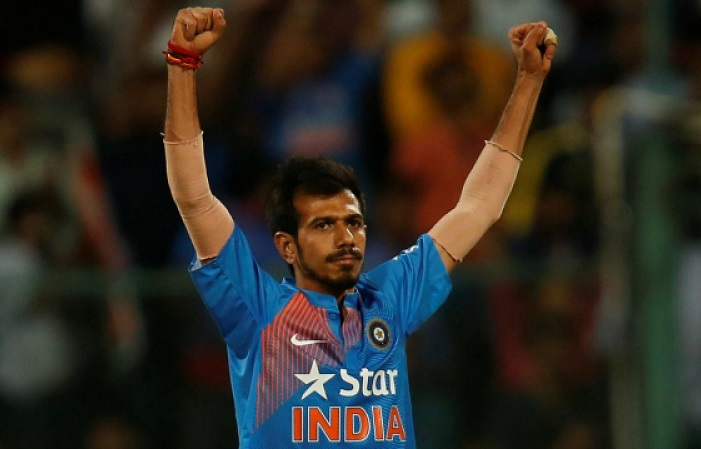 Yuzvendra Chahal breaks Ashish Nehra Record in T20I wicket talley