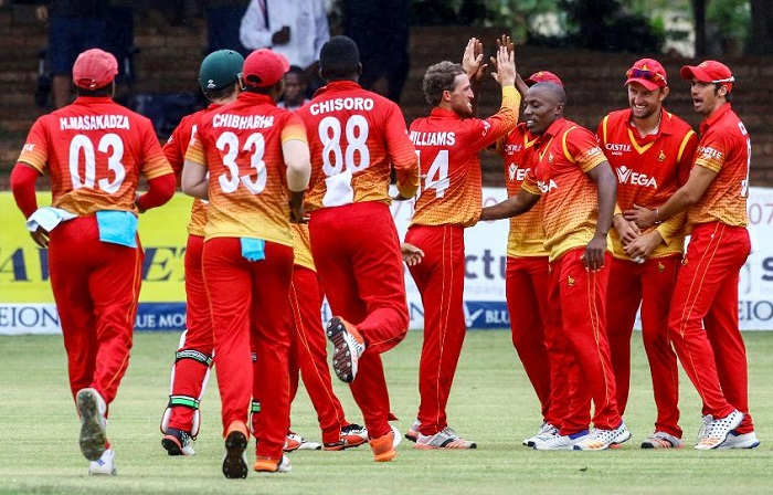 ZImbabwe's Brian Vitori has been banned from bowling in international cricket by ICC