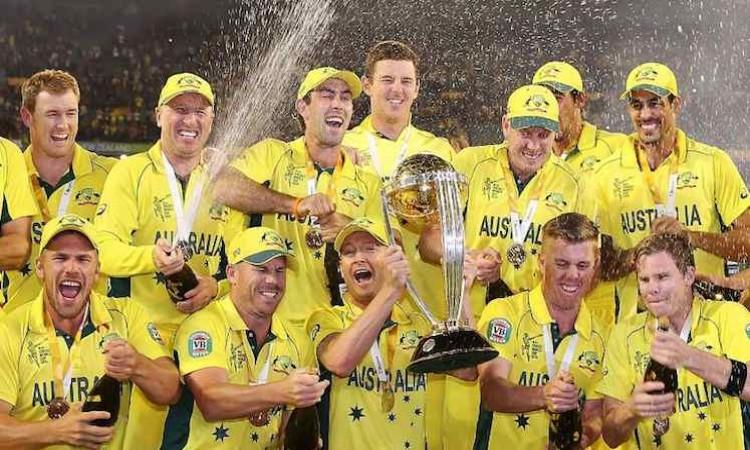 Australia Cricket Schedule