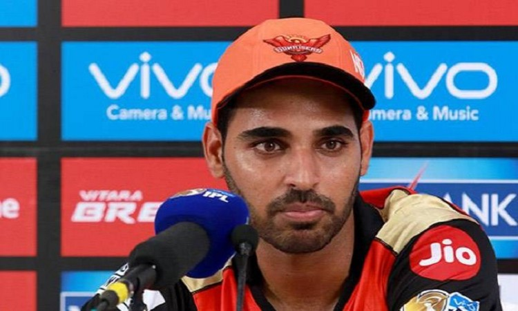 SRH need to sort out little details, says Bhuvneshwar Kumar Images