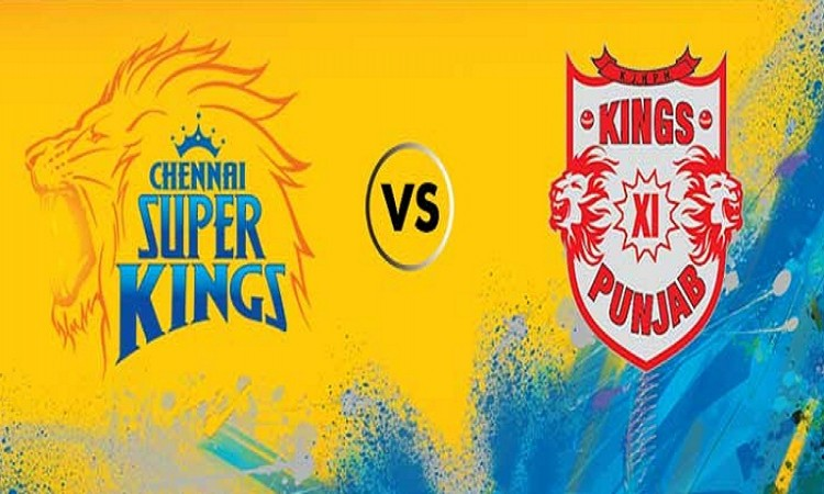Images for CSK vs KXIP