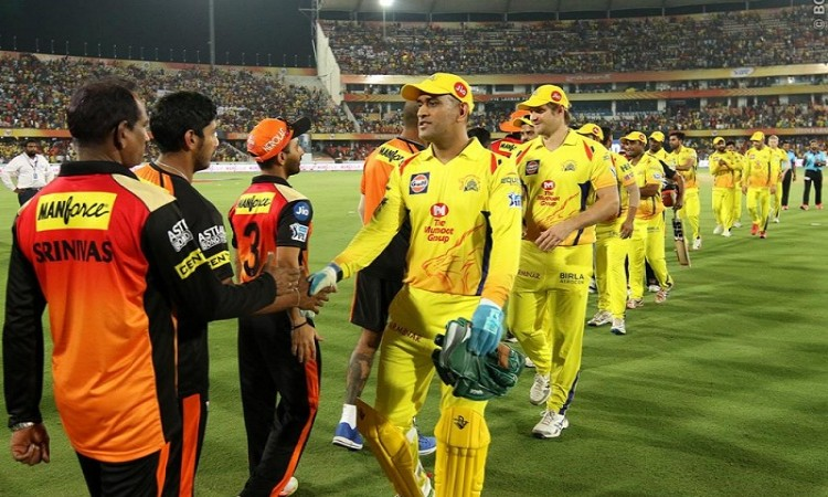 Images for SRH vs CSK