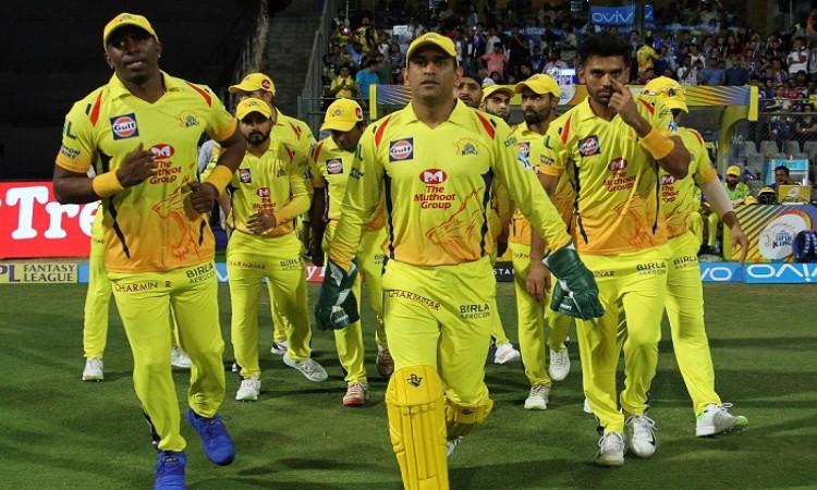 Chennai Super Kings Probable Playing XI vs Delhi Daredevils