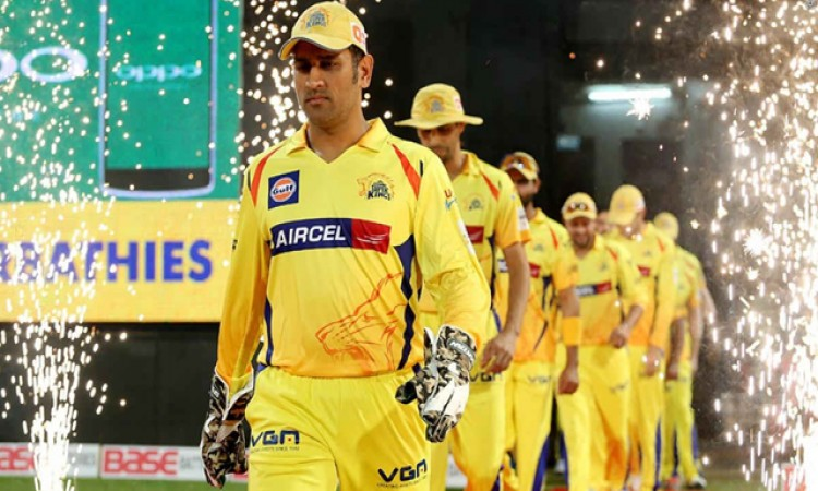 Chennai Super Kings schedule and full squad IPL 2018