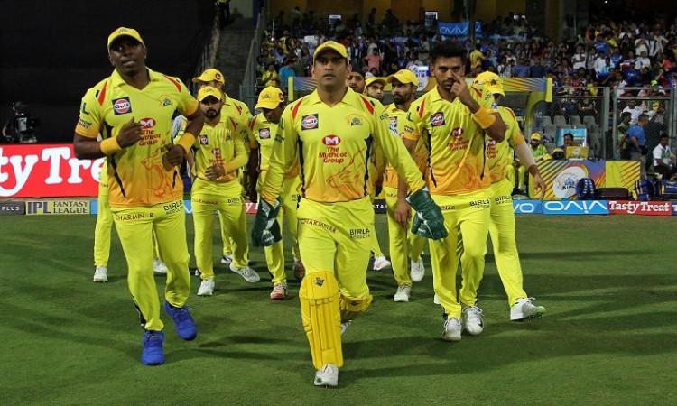 Chennai Super Kings Probable XI vs Kings XI Punjab