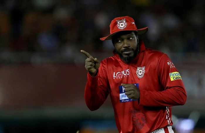 Kings xi Punjab playing xi vs delhi daredevils