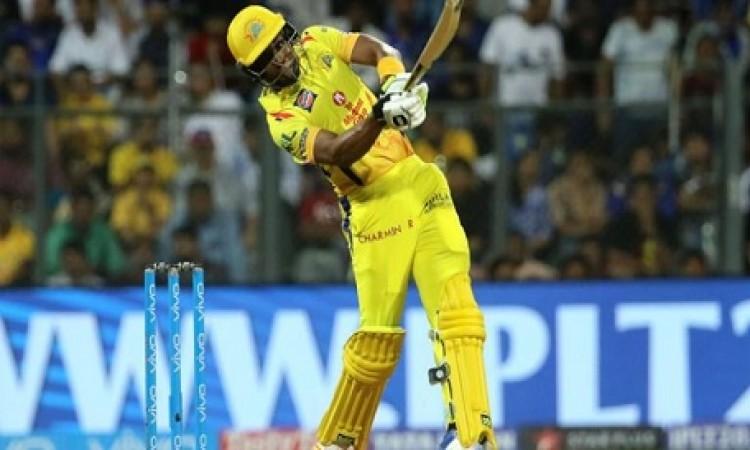 ड्वेन ब्रावो और केदार जाधव की बल्लेबाजी से पस्त हुआ मुंबई इंडियंस, 1 रन से जीता चेन्नई