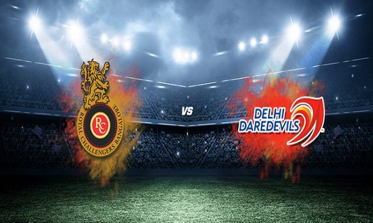 Images for DD vs RCB