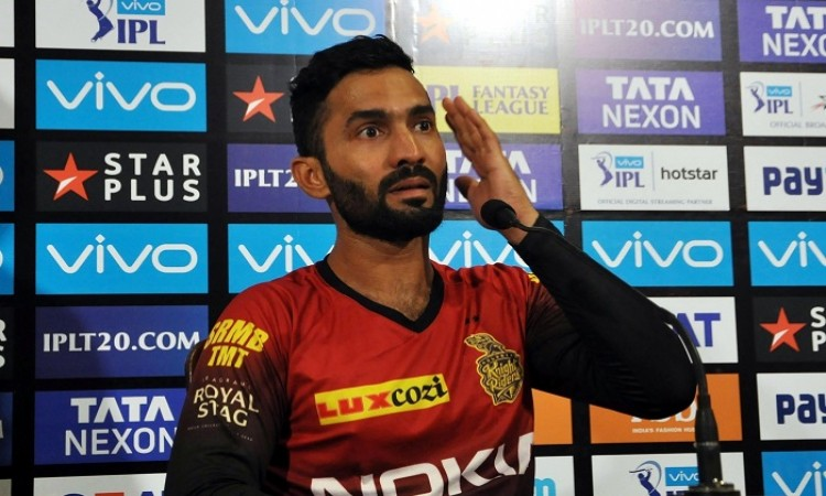 Not concerned by fast bowlers leaking runs, says KKR skipper Dinesh Karthik