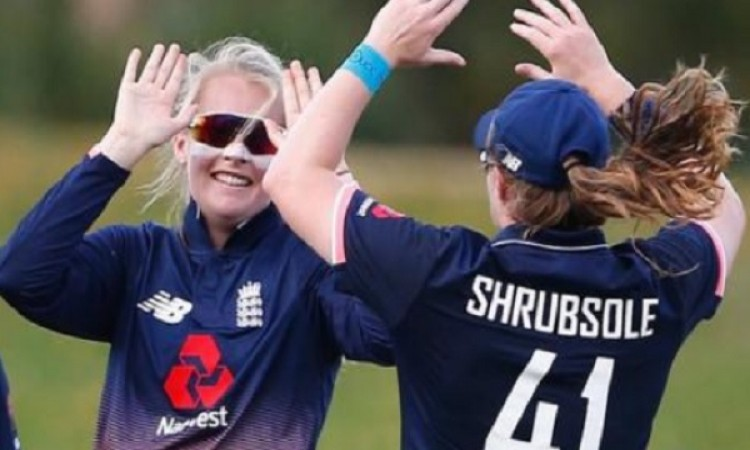 इंग्लैंड महिला क्रिकेट