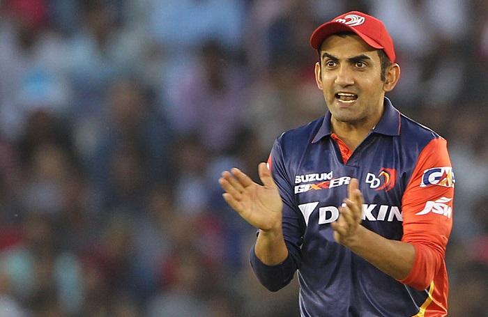 Gautam Gambhir is playing his 150th IPL match today