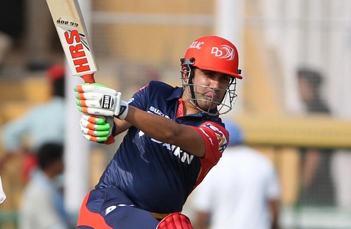 Gautam Gambhir need 9 fours to complete 500 fours in IPL