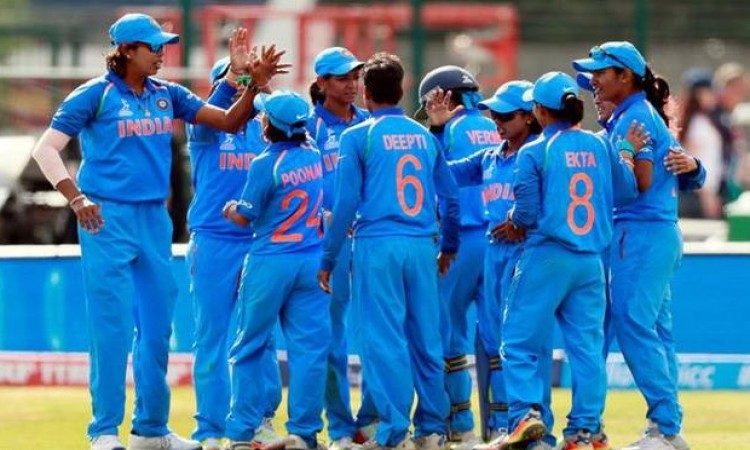 First ODI: India eves beat England by one wicket Images