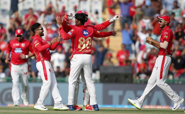 KXIP Team Images