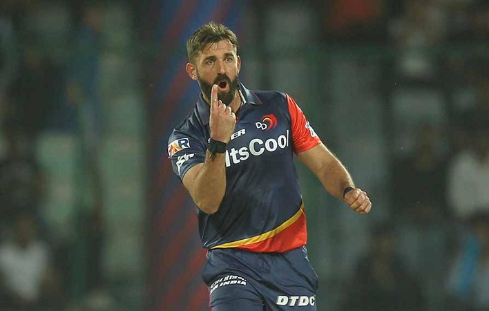 Liam Plunkett takes 3/17 on debut