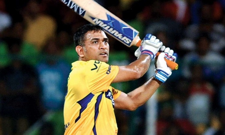 Ms dhoni need 1 run to surpass shikhar dhawan in most runs in ipl