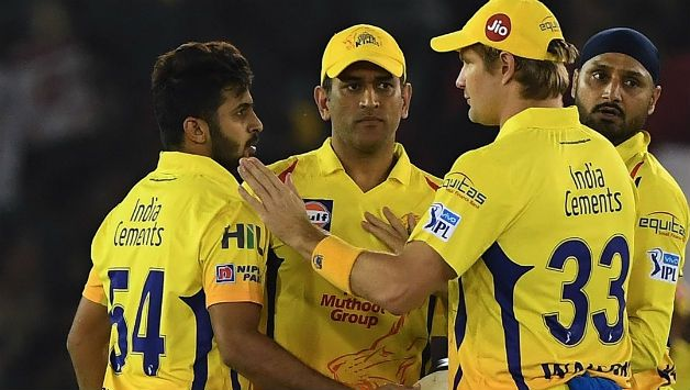 CSK Deepak Chahar sidelined by hamstring injury