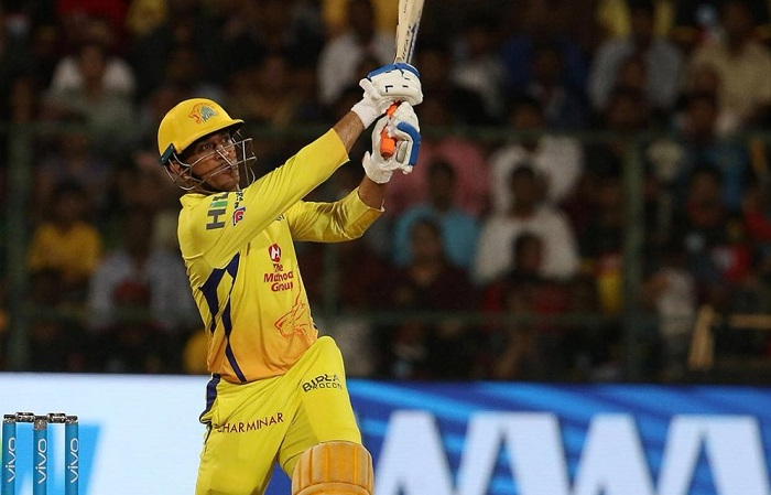 33  sixes hit by RCB and CSK, a new record for an IPL match