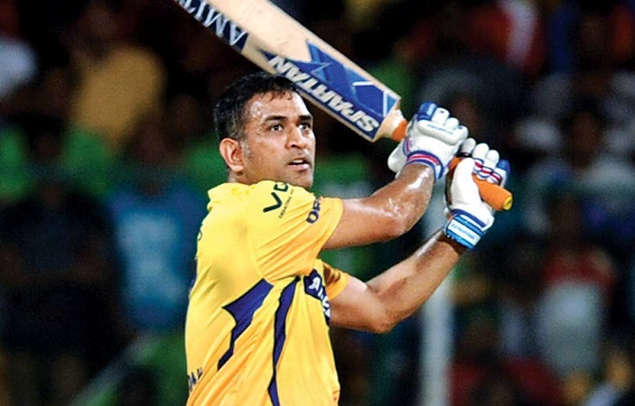 Ms dhoni hit two half centuries in single ipl season after 2013